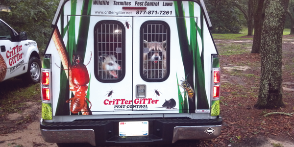 Lewis Pest Control uses a Prins bi-fuel propane autogas system, which starts on gasoline and...