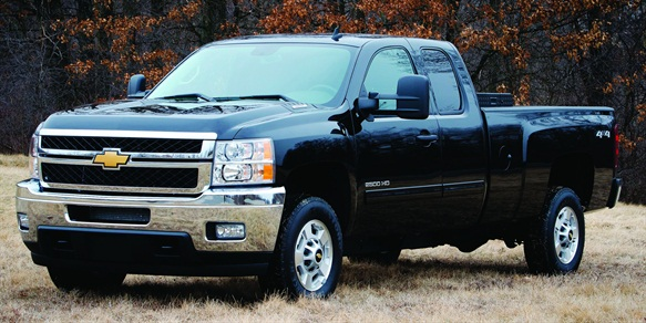 The GMC Sierra and Chevrolet Silverado CNG models can run just on gasoline if no compressed natural gas is available.