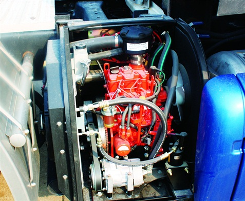 APUs allow truckers to power appliances and climate-control systems without idling the engine.