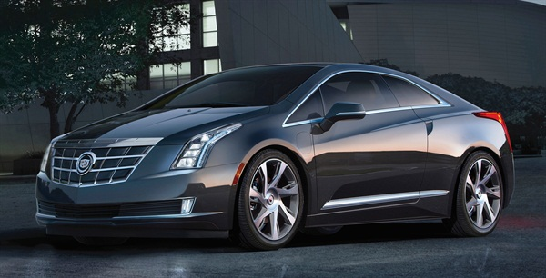 2014-MY Cadillac ELR (E-REV Technology)