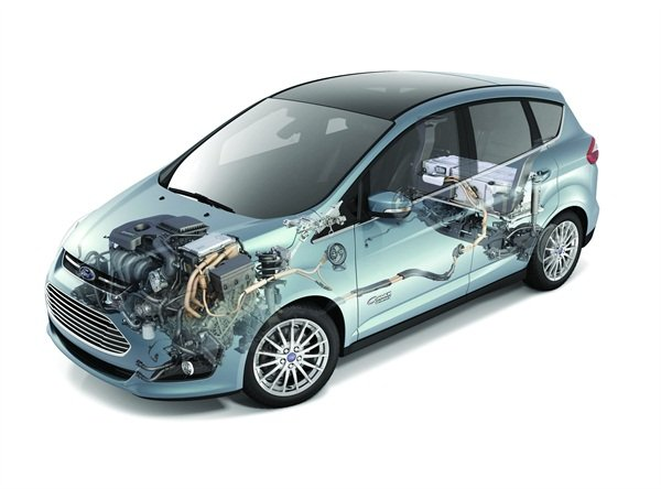 Ge Is In The Process Of Adding 2 000 Ford C Max Energi Models To Its