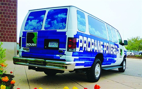 Propane autogas is the nation's third-most common vehicle fuel, powering more than 270,000 vehicles today in the United States, according to the U.S. Department of Energy.