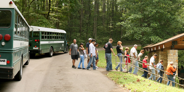 Mammoth Cave National Park Investing in More Propane Autogas Buses