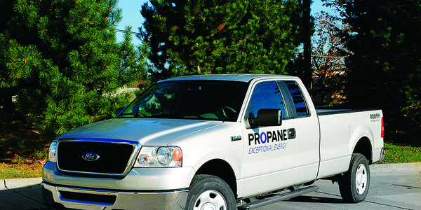 Vehicles fueled by propane autogas have equivalent horsepower, torque, and towing capacity as...