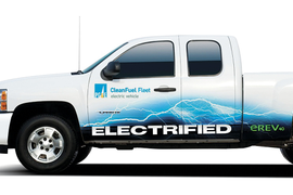 Fleets Testing VIA Motors' Electric Hybrids