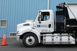 Piedmont Natural Gas Aims for CNG Truck Conversions