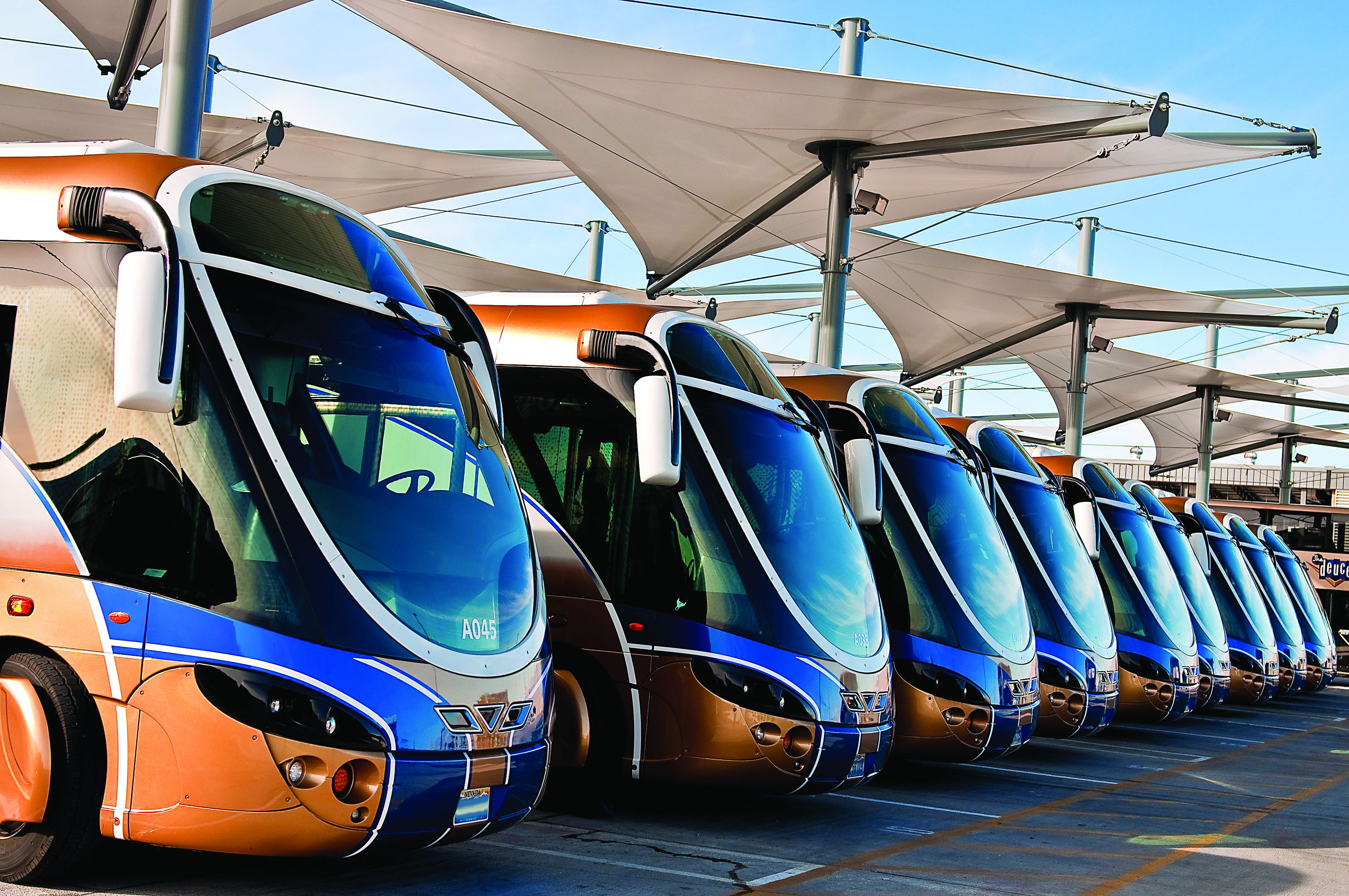 Transit Fleets Come Clean with Alternative-Fuel Technology