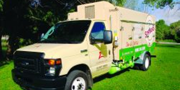Schwan's has been operating propane-autogas trucks since the gasoline crises of the 1970s.