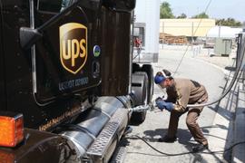 UPS Has an Alt-Fuel Ambition