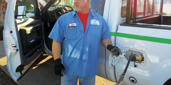 NW Natural will test new CNG tank technology from EnerG2 to see whether it's viable in...