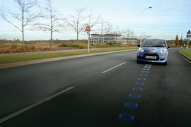 Wireless EV Charging Stations Cut the Cord