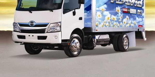 Available with diesel or diesel-electric hybrid powertrains, the Hino COE can be upfitted to fit...