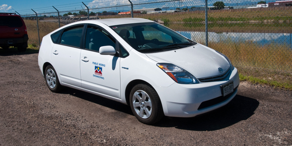 The City and County of Denver fleet was among the first in the country to incorporate...