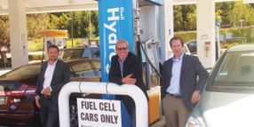 Toyota Helps Advance Hydrogen Fueling Infrastructure