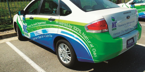 Today, the city of Kansas City, Mo., fleet's CNG units total about 8 percent of its roughly...