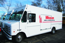 Linen Supply Fleet Adopts CNG, Propane Vehicles