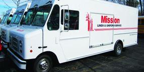 Linen Supply Fleet Adopts CNG, Propane Vehicles