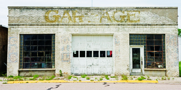 Closing the 'Barn Door': The Benefit of a Green Garage