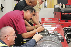 CNG Fuel System Inspections: Technician Training is Key