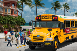 School Buses Graduate to Alternative Fuels
