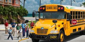 School Buses Graduate to Alternative Fuels