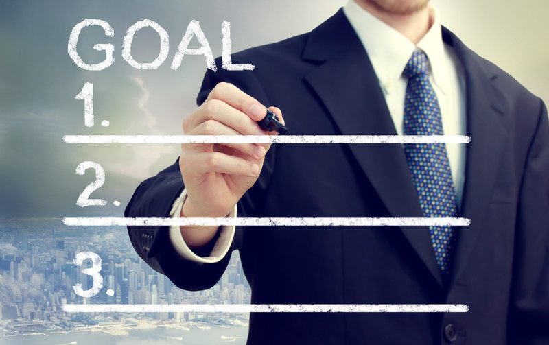Target Your Team by Pointing Toward Goals