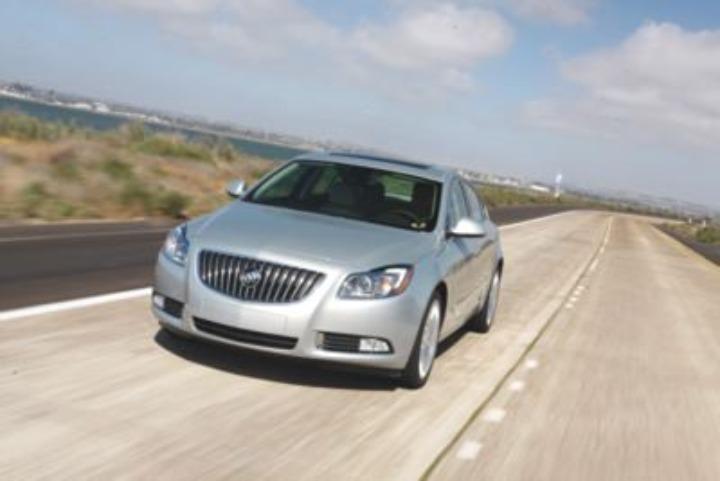 Buick Regal Turbo Features Flex-Fuel Capability