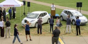 State University Gets Free Nissan LEAFs and EV Charging Stations