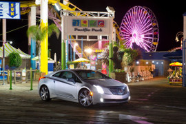 Cadillac, ChargePoint Partner to Expand EV Infrastructure