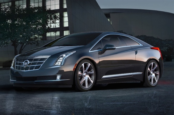 Cadillac ELR Recalled for Electronic Stability Control