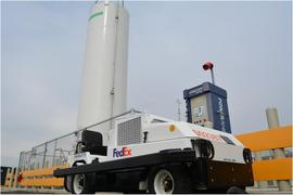 FedEx Adds Fuel Cell Cargo Tractors in Memphis