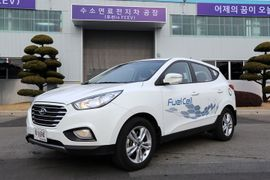 Hyundai to Develop Fuel Cell SUV