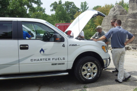 Propane in the Park Event Showcases Alt-Fuel Technology for Fleets
