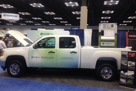 CleanFuel USA Offers Propane System for GMC C2500 Pickup