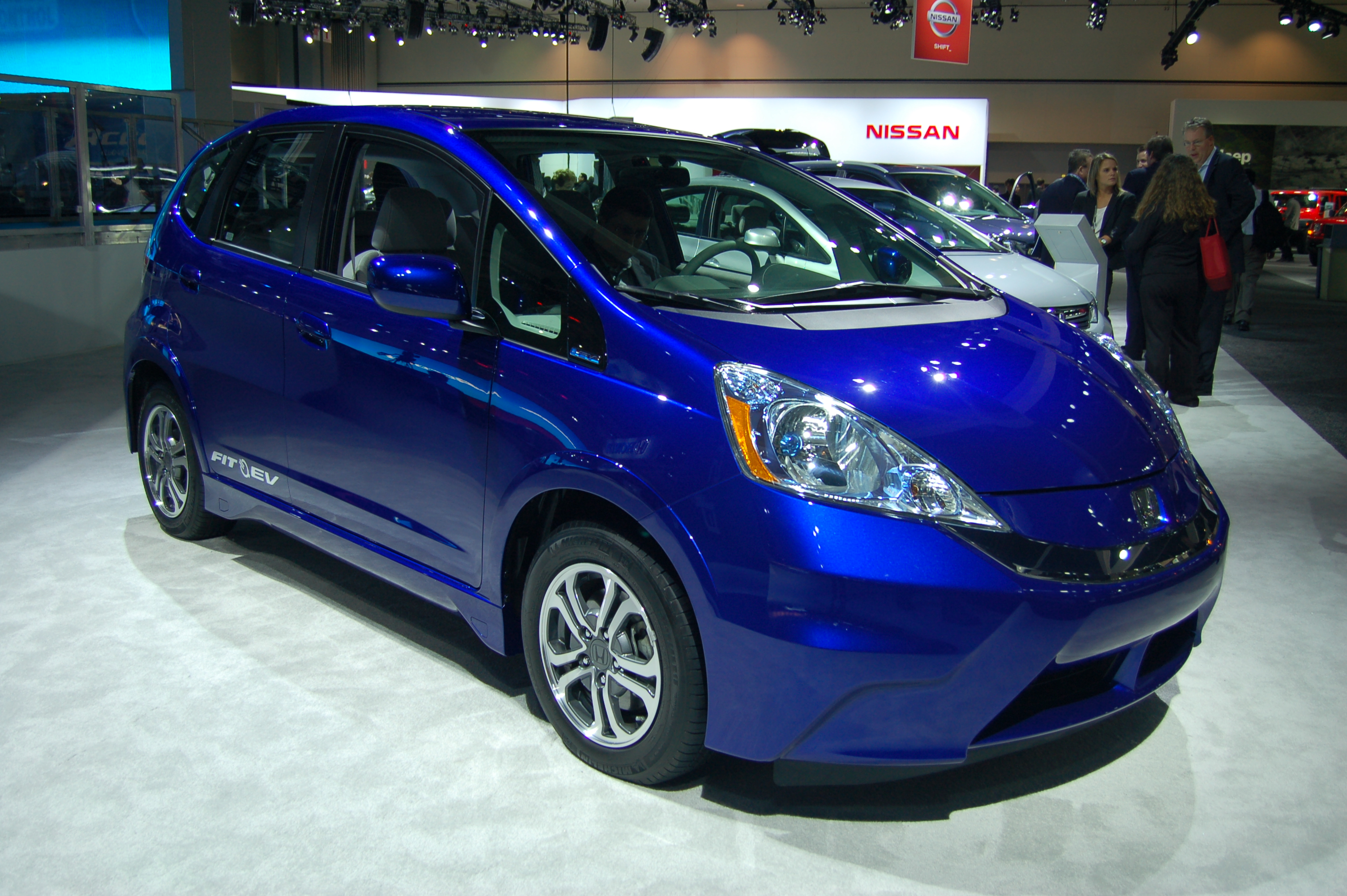 Honda Expands Fit EV Leasing to Select East Coast Markets