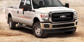 Dallas Adds 99 CNG Trucks, Vans