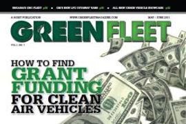 Green Fleet Magazine and Website Launch
