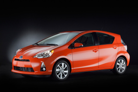 Toyota Releases 2012-MY Prius c Details