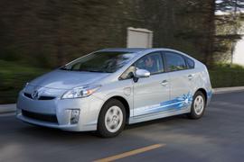 Georgetown University Tests Prius Plug-in Hybrid Vehicles