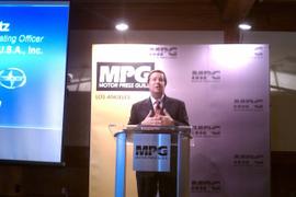 Toyota's Lentz Discusses Vehicle Plans and Alternative-Fuel Technologies Through 2012 MY