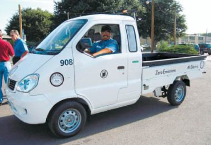 Silver City Adds New EVs to Fleet