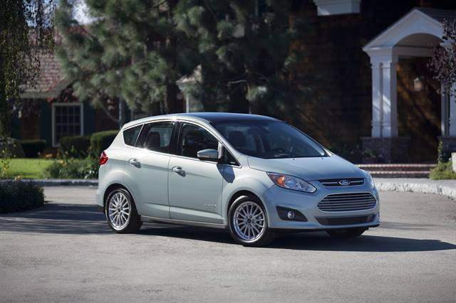 DEARBORN, MI – The all-new Ford C-MAX Hybrid can travel 570 miles on a single tank of gas, according to Ford.