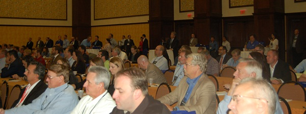 The networking opportunities alone made the 2011 GFC an unforgettable experience for many attendees.