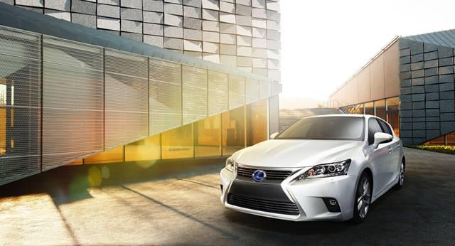 Photo courtesy of Lexus.