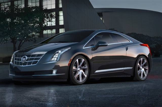 2014 Cadillac ELR photo courtesy of General Motors.