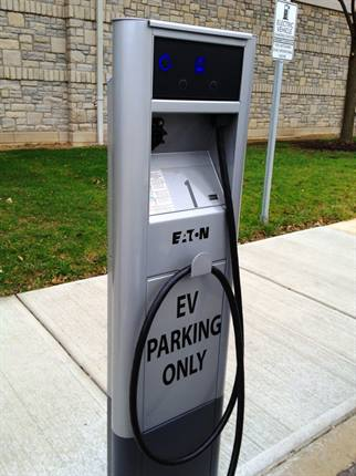 The total cost of both units, including installation, was $28,400, with Clean Fuels Ohio reimbursing $14,200 of this total back to the City. (Photo: City of Dublin)