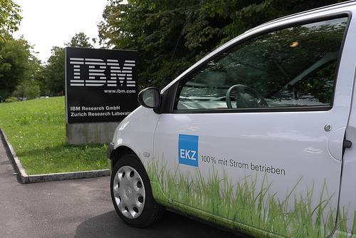 The EV charging app pilot program teams IBM Research with EKZ.