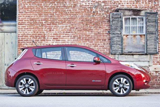 Photo courtesy of Nissan.