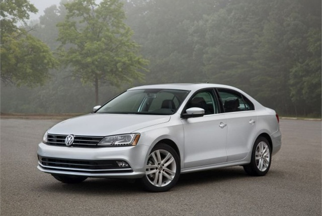 Photo of 2015 Jetta TDI courtesy of VW.