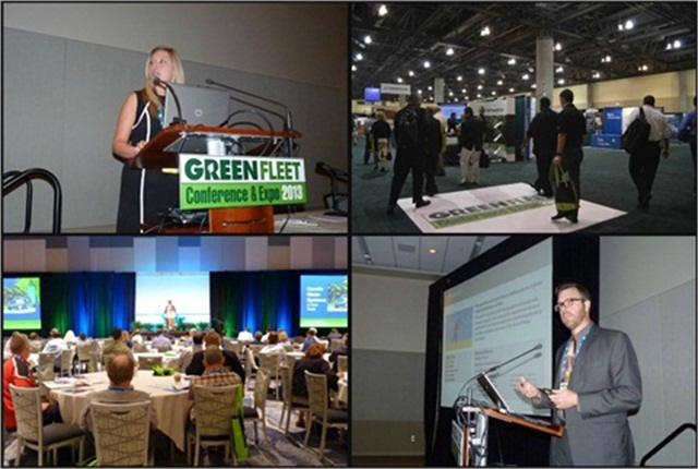 Photos from the 2013 Green Fleet Conference & Expo.